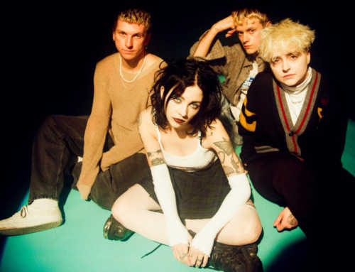 Pale Waves Frontwoman Heather Baron-Gracie Is the Gay Goth Role Model the Community Needs