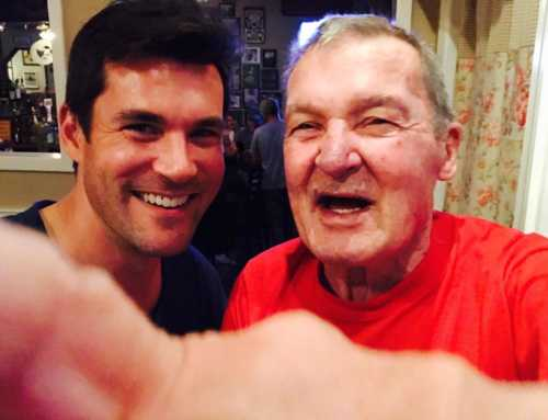 Openly Gay 'Firefly' Actor Sean Maher, a Metro Detroiter, Honors Late Father By Raising Money for Alzheimer's Association