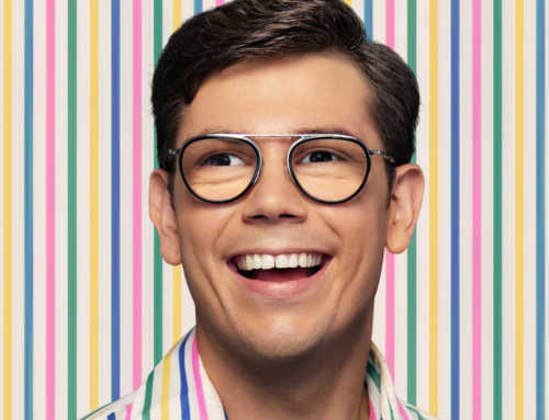 Ryan O'Connell Wants You — Yes, You! — to Talk More About Queer People with Disabilities