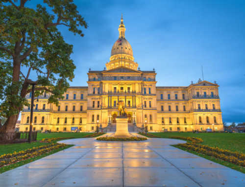 Michigan Senate Recognizes Pride Month for the First Time Ever