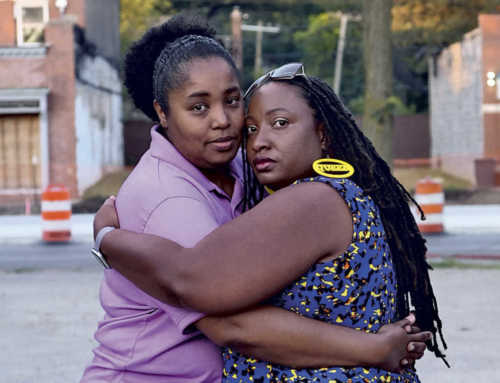 7 Photos of Detroit Queer Couples of Color in Love