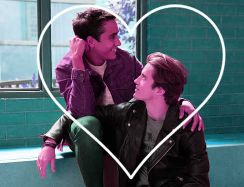 Normalizing Queerness, One Gay Kiss at a Time: Michael Cimino and George Sear Talk 'Love, Victor'