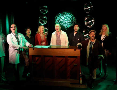 The Ringwald and TheatreNOVAto Release 'A New Brain' On Demand