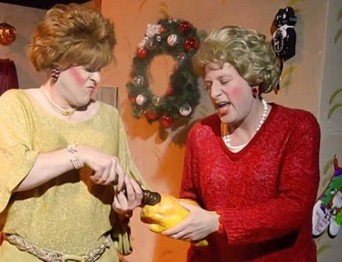 Pop That Cork! The Ringwald Theatre's First Season at Affirmations Just Might Be Their Queerest Yet