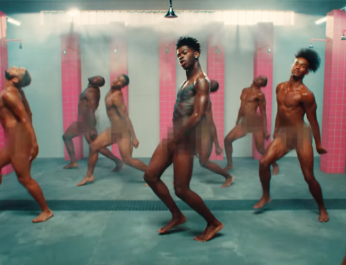 Oh Yes, Lil Nas X Is Twerking Naked in His New Video. But He's Also Raising Money for The Bail Project.