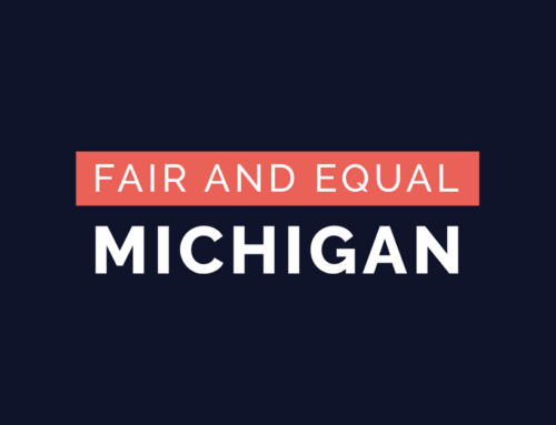 'Every Michigander Should Have an Equal Chance to Succeed': Read Fair and Equal Michigan's Message to Supporters