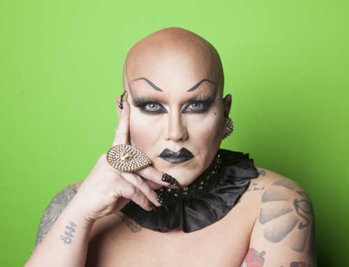 How Sabin, Detroit Drag Royalty and Motor City Pride's Veteran Host, Learned to Fly Again