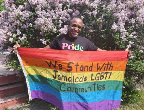 'It's Not an Island Paradise for Everyone': Maurice Tomlinson Is Fighting an Uphill Battle Against Homophobia in Jamaica