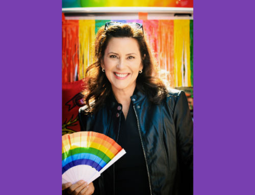 WATCH: Gov. Whitmer Reveals Becoming 'Proactive Ally' for LGBTQ+ Equality Thanks to Gay Cousin (Exclusive)