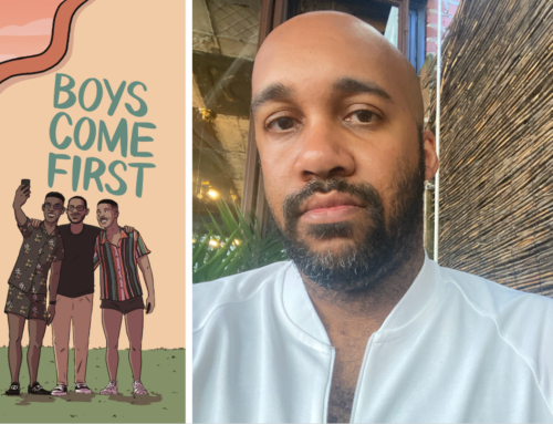 Aaron Foley's First Novel Is Based on His Dating Experiences in Detroit as a Gay Black Man