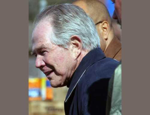 Pat Robertson Is Retiring to Spend More Time With His Bigotry