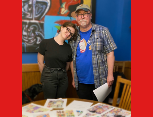 This Artist and Historian Are Preserving Michigan LGBTQ+ History With a Comic Book About the State's First Pride March